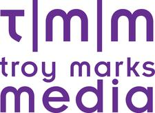 Troy Marks Media logo