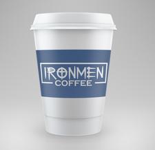 IronMen of God Monthly Coffee logo