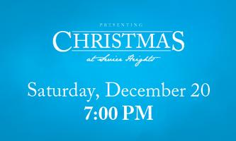 Christmas at Sevier Heights - Saturday, December 20 //...