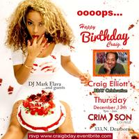 Birthday Cake @ Crimson Lounge
