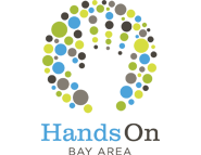 HandsOn Bay Area logo