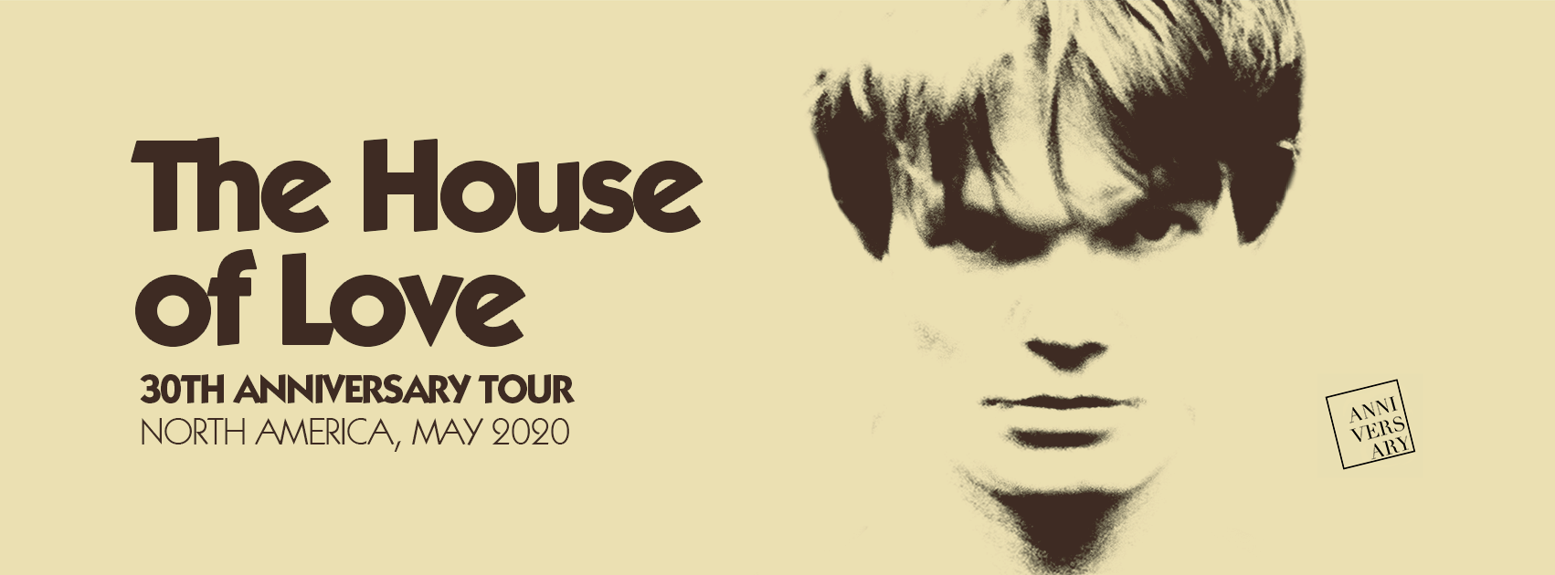 POSTPONED: HOUSE OF LOVE (1st LA show since 1993!!) + AIRIEL + GOLD CAGE