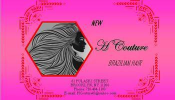 H Couture Presents Premium Brazilian Hair!!