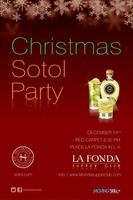 CHRISTMAS SOTOL PARTY