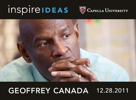 "Geoffrey Canada [12/28] LiveStream - ""Leading the Way"""