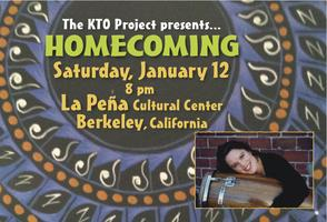 Homecoming with the KTO Project