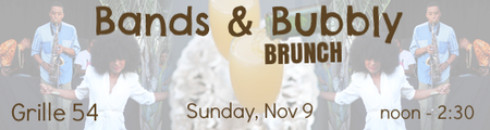 Bands & Bubbly Brunch