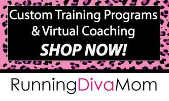 Running Diva Mom Coaching & Training Program...