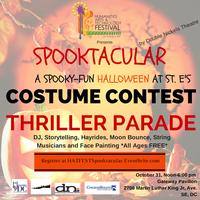 HATFest Spooktacular Halloween by Double Nickels Theatr...