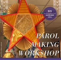 Parol Making Workshop @ the K