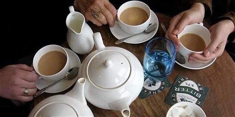 Afternoon Tea and Poly Meetup