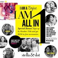 Holiday Season Plan: Stella & Dot + All Stylist Meet...