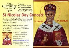 St Nicolas Day