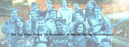 The Sea Slugs \\ Fri 7th Nov \\ The Art House