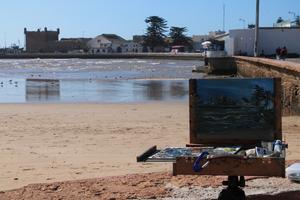 Paint Essaouira Morocco