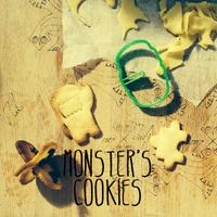 Monster's Cookies | Halloween Workshop