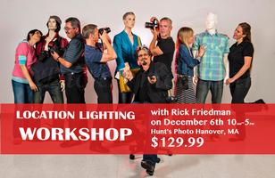 Location Lighting Workshop with Rick Friedman-...