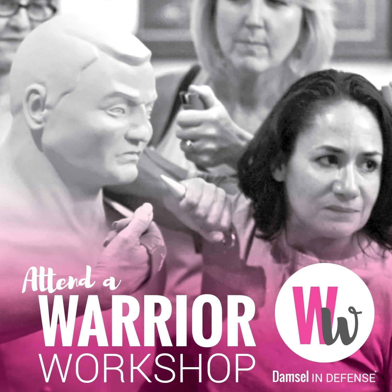 Safety and Self Defense Workshop with Damsel in Defense