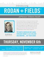 ReDEFINE YOUR FUTURE Rodan + Fields Business...