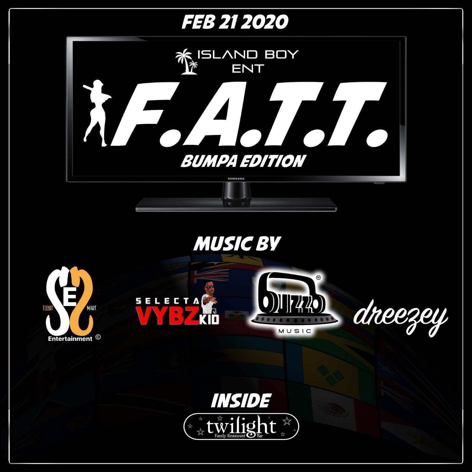 """FATT """"Bumpa Edition"""""""