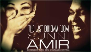 THE BOHEMIA ROOM Poetry Night featuring AMIR SULAIMAN...