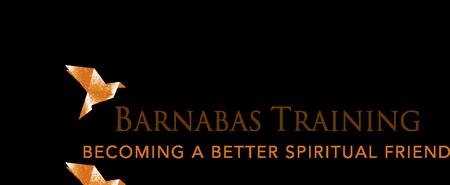 Barnabas Training Level 1 RICHMOND- April 2, 2015...