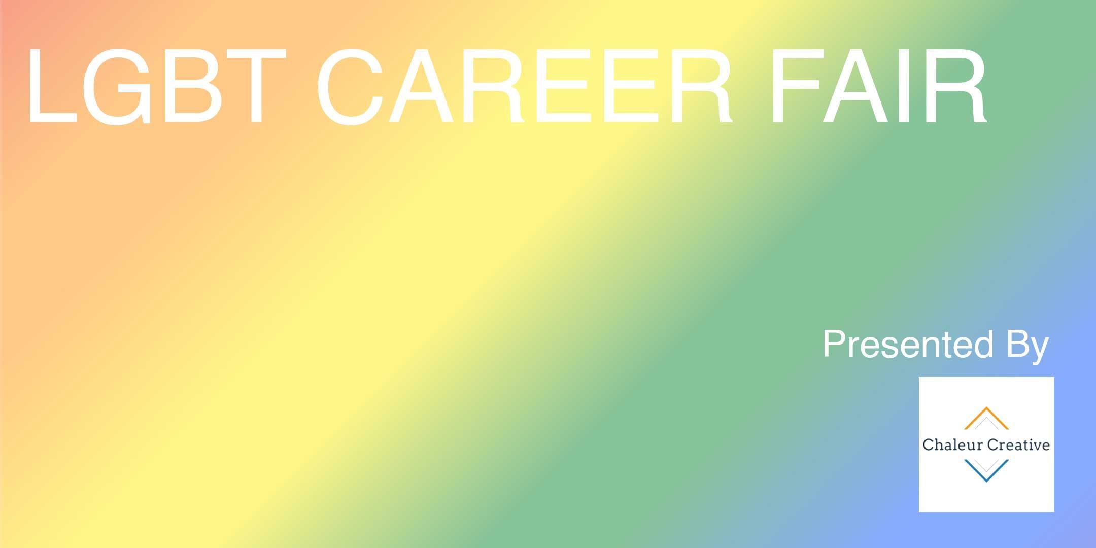 LGBT Career Fair 04/09/2020 - Businesses Phoenix