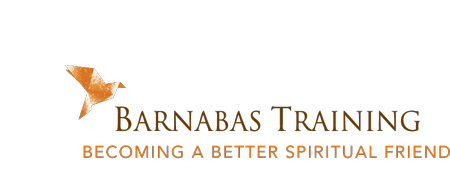 Barnabas Training Level 1 RICHMOND- April 2, 2015...