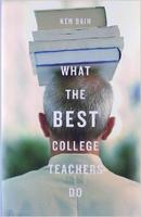"""What the Best College Teachers Do"" Reading Group"