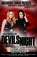 DEVILS NIGHT AT THE ROADHOUSE