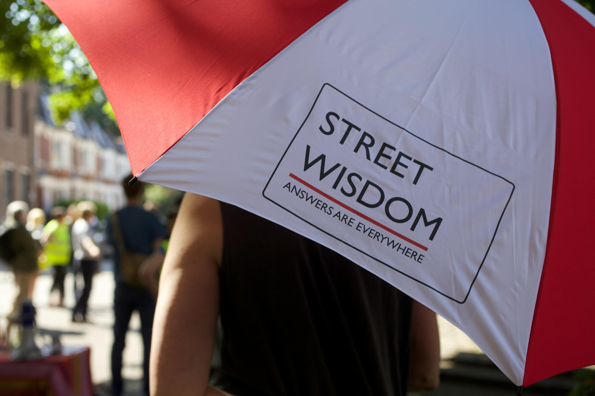 Street Wisdom Wander