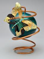 Full Day Class: Foxy Lady Gourd Sculpture with Rosario...
