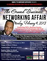 Attend the GRAND Business Networking Affair in...