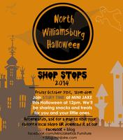 "North Williamsburg Halloween Shop Stops ""STORY TIME @..."