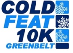 """2015 """"Cold Feat""""  10-k Trail Race"""