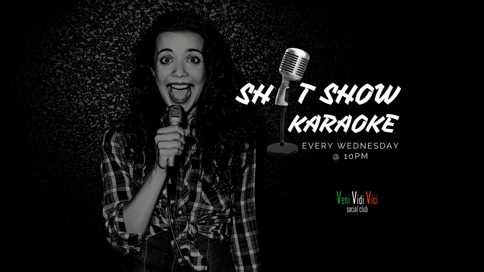Sh!t Show Karaoke by Karaoke-Plus