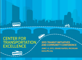Transit Initiatives and Communities Conference 2015