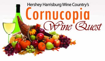 Hershey Harrisburg Wine Country's Cornucopia Wine Quest