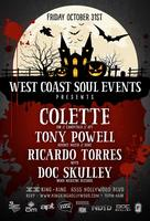 COLETTE - WCS Events Haunted Halloween Party!  $10...