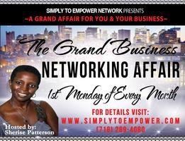 Attend the GRAND Business Networking Affair in May 2013