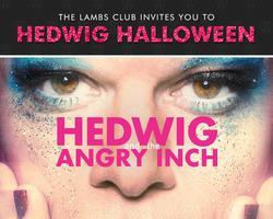 HEDWIG Halloween at The Lambs Club Bar