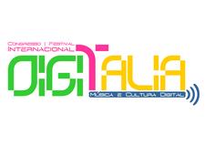 Digitalia - Congresso / Festival / Observatório Internacional de Música e Cultura Digital logo