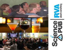 A Scientist Walks Into A Bar:  Magnets, Nanotechnology...