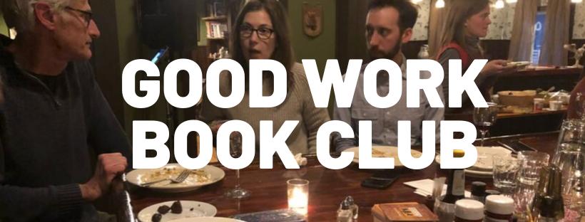 Good Work Book Club: Freedom is a Constant Struggle by Angela Y. Davis