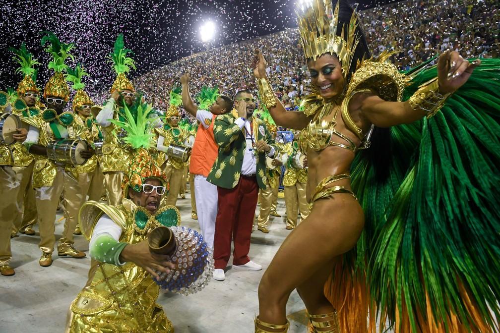Roda de Samba in Carnival mode