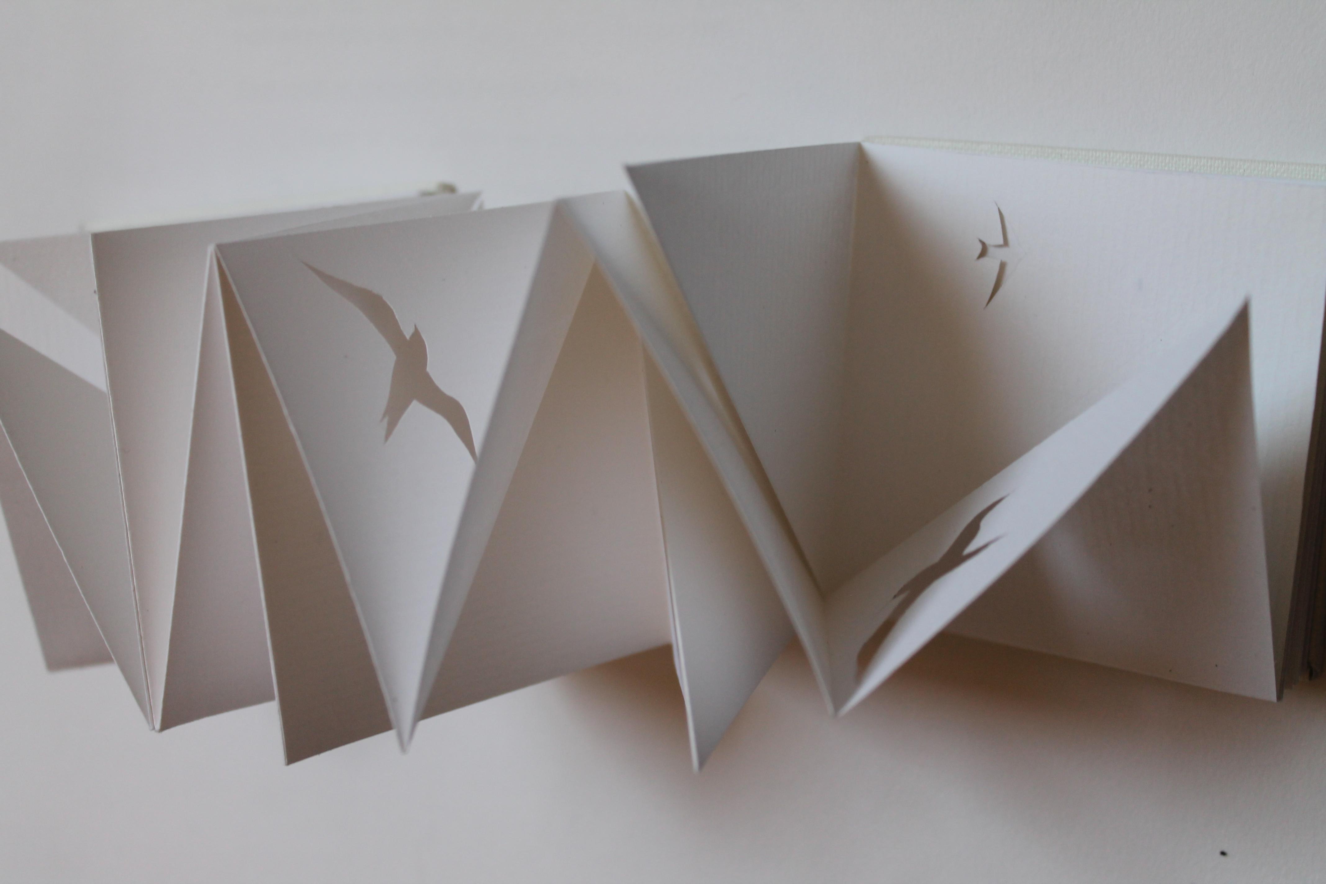 Intermediate bookbinding