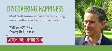Discovering Happiness (Combining Mindfulness &...