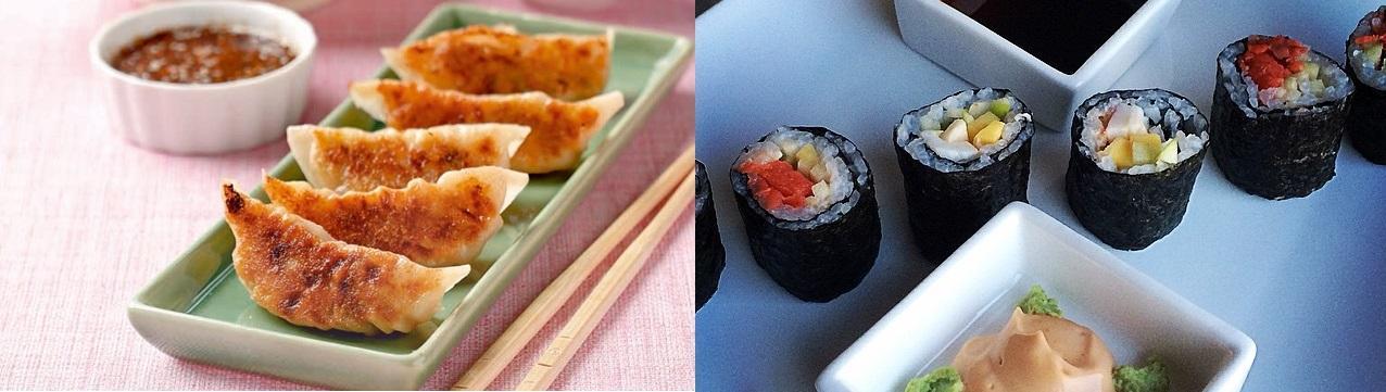 Sushi, Gyoza & Karaoke Cooking Party! Kooking & Karaoke at Get in the Kitch