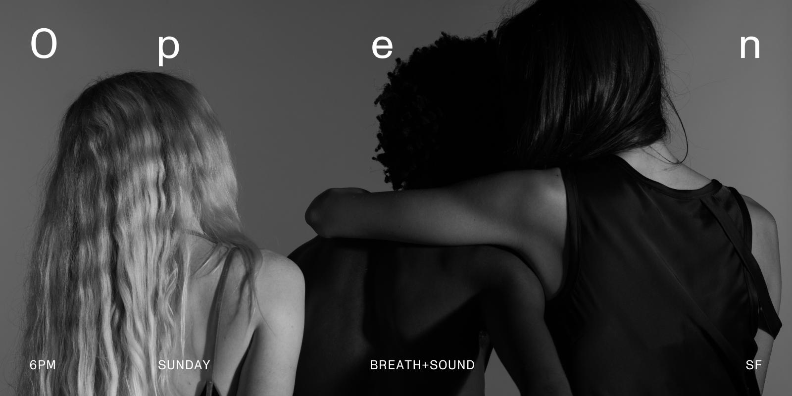 Breathwork x Sound Meditation