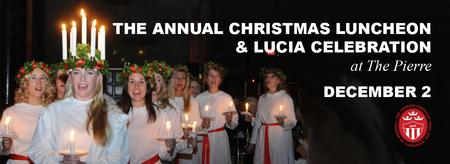 Annual Christmas Luncheon & Lucia Celebration